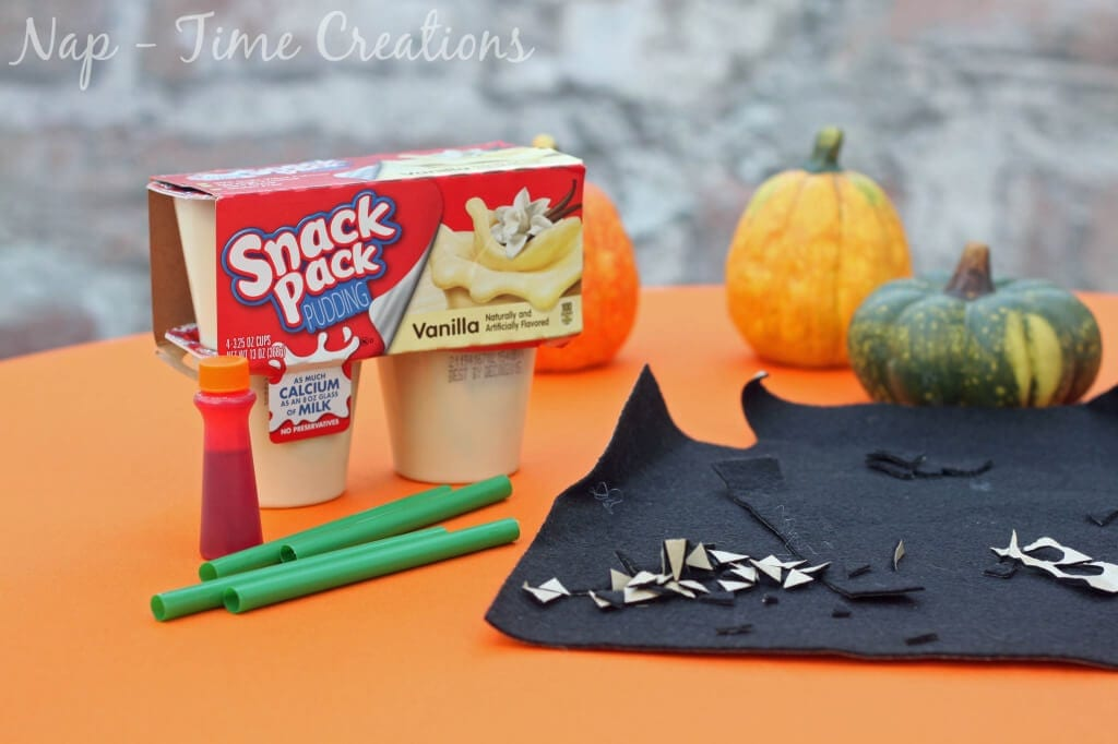 Snack Pack Jack O Lantern2 #SnackPackMixins #CollectiveBias
