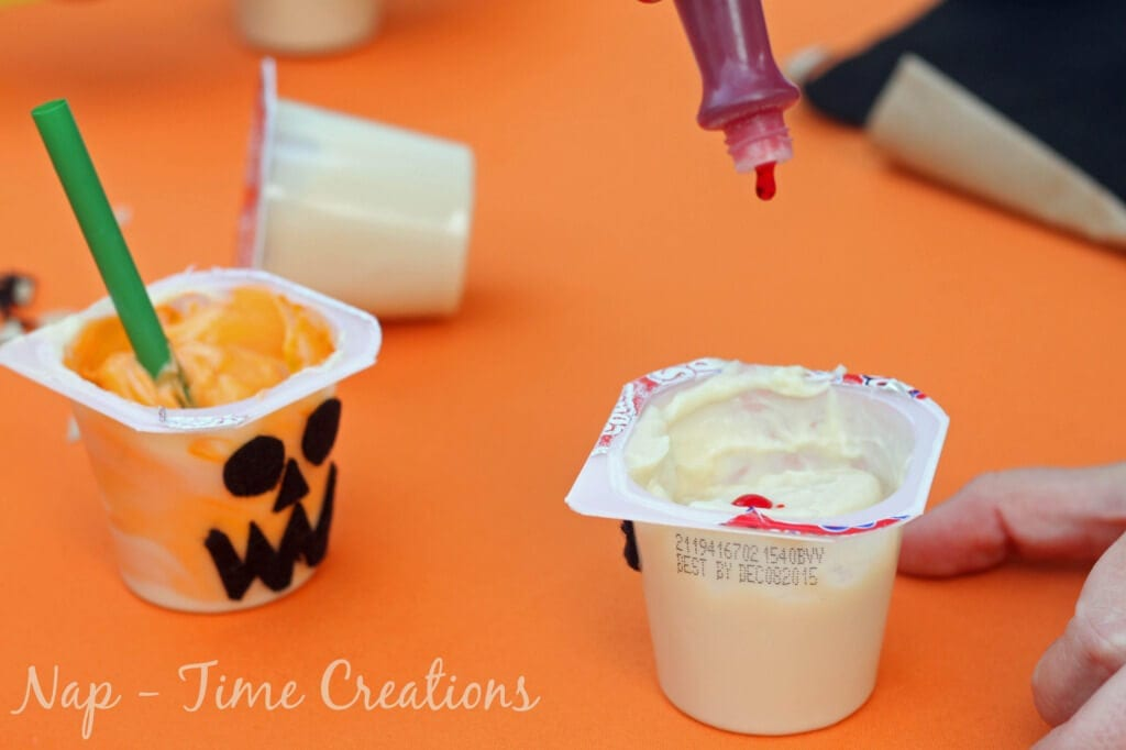 Snack Pack Jack O Lantern3 #SnackPackMixins #CollectiveBias