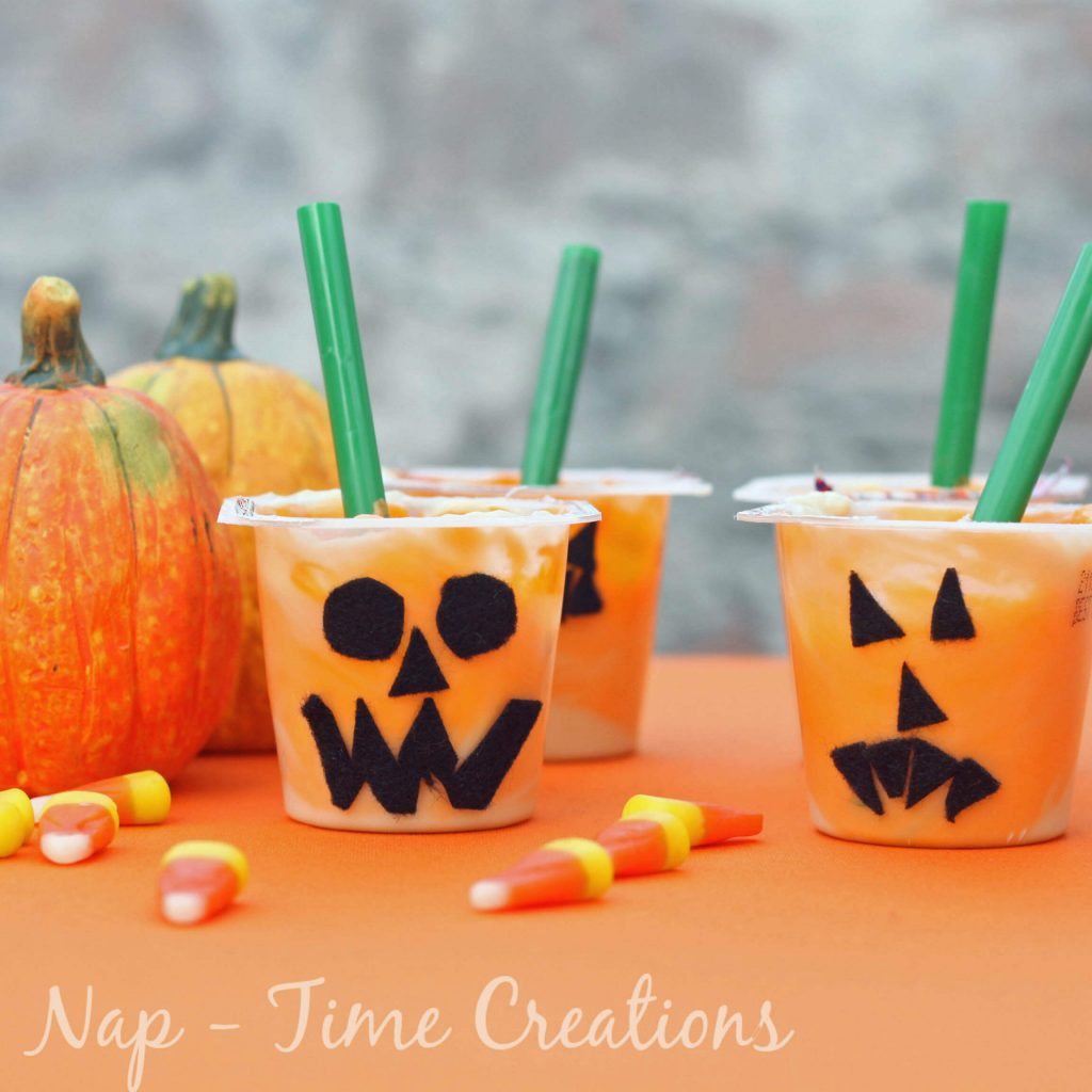 Snack Pack Jack O Lantern6 #SnackPackMixins #CollectiveBias