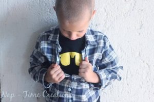 All Boy… Hemming with Room to Grow