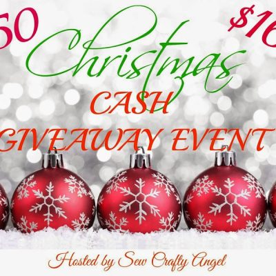 Christmas Cash Give-Away {closed}