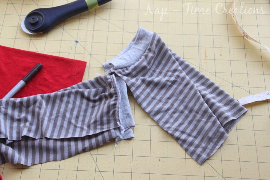 Easy Pajamas tutorial1