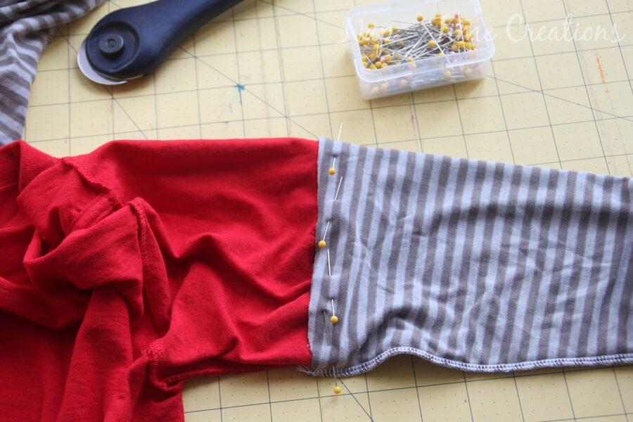 Easy Pajamas tutorial2