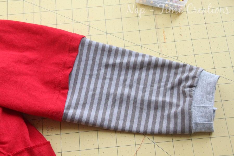 Easy Pajamas tutorial6
