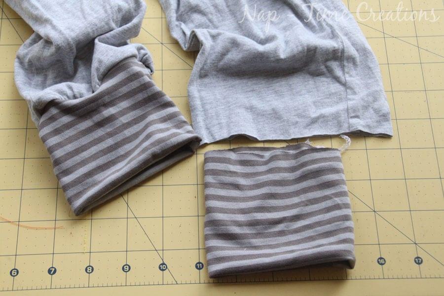 Easy Pajamas tutorial7