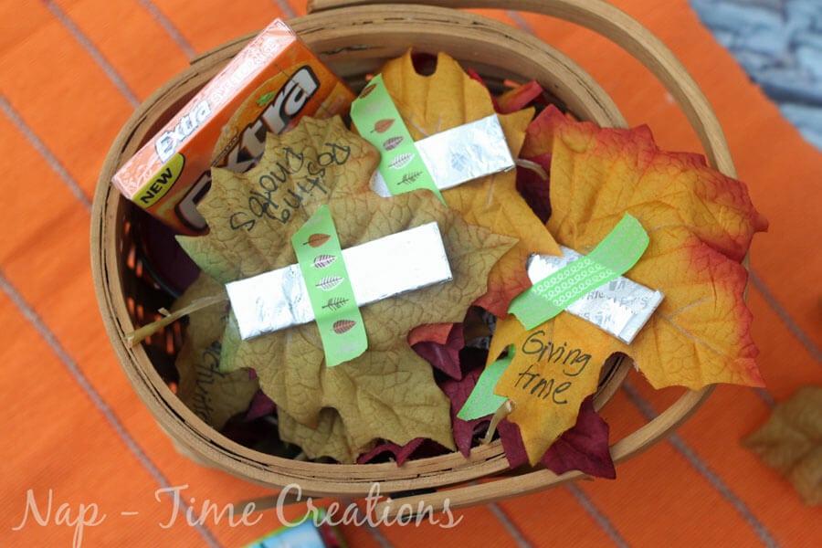Thanksgiving Teacher Gift