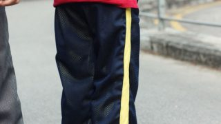 Kids Mesh Pants pattern FREE