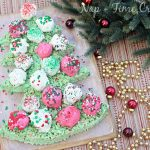 OREO Cookie Ball Christmas Tree