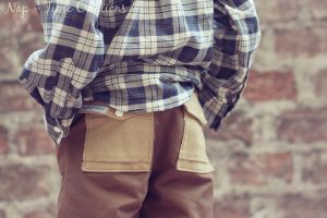 Cargo Pocket Pattern and Tutorial – Hunger Games Style