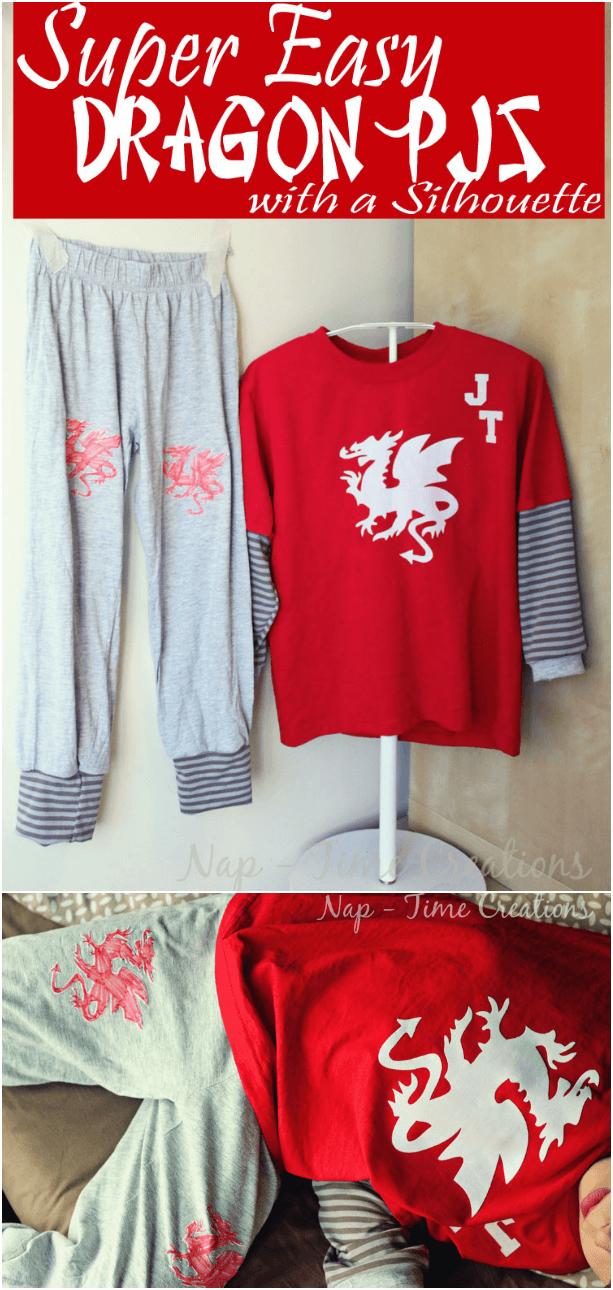 easy pajama tutorial