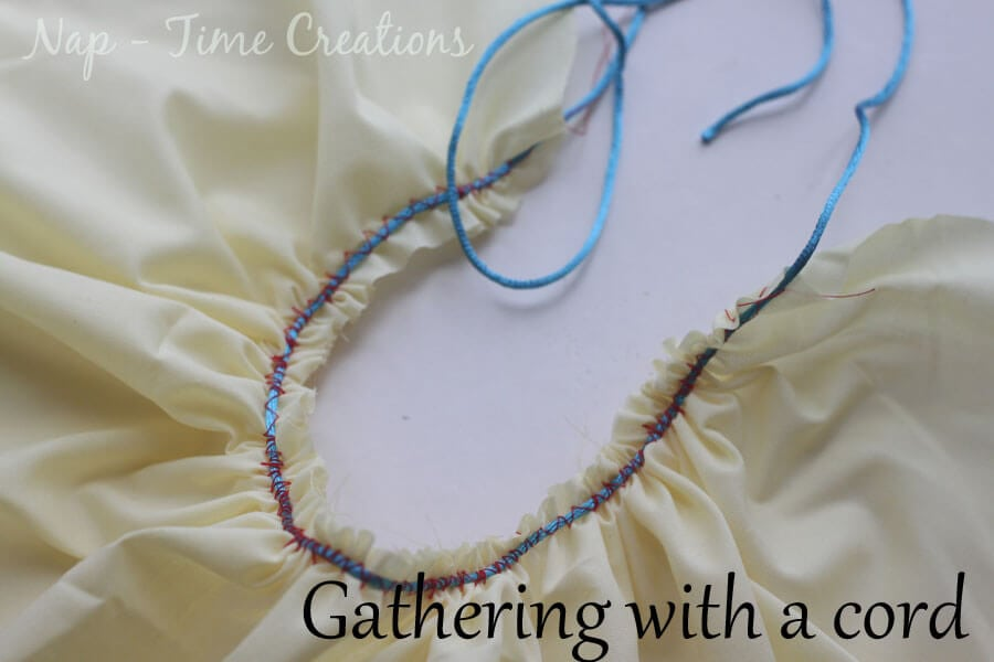 five ways to gather fabric10