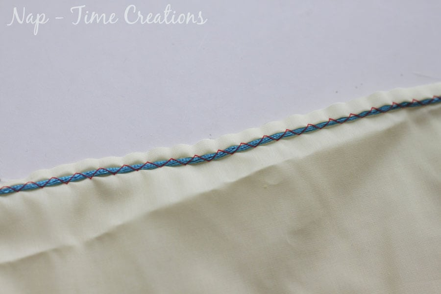 five ways to gather fabric13