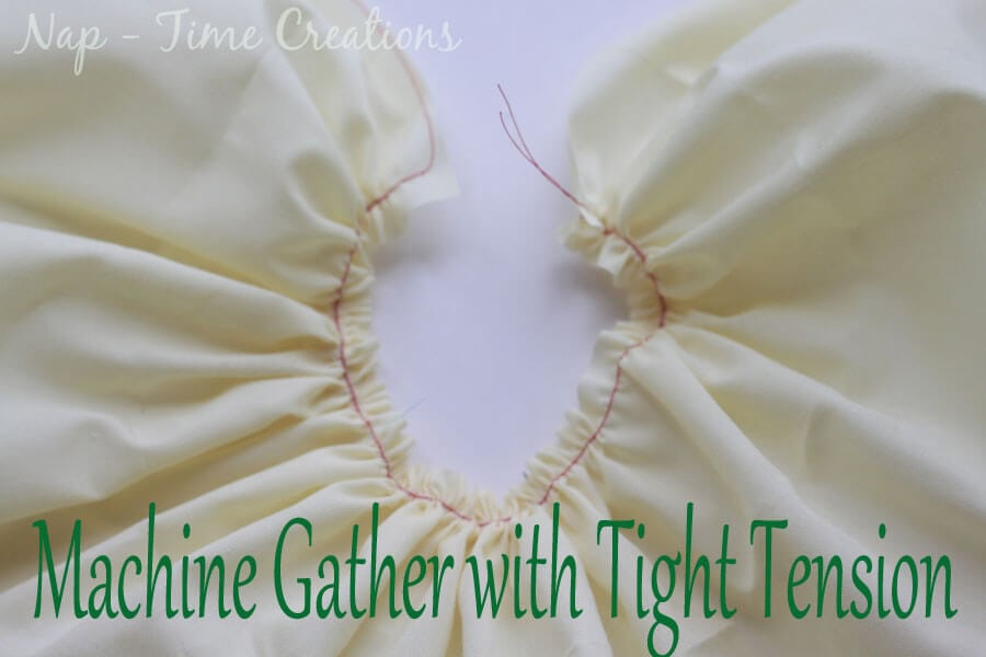 five ways to gather fabric18