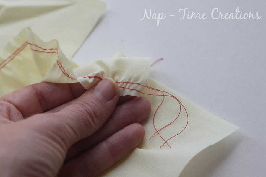 five ways to gather fabric2