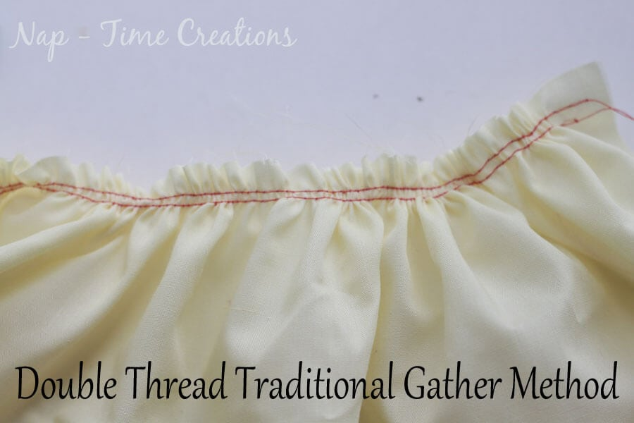 five ways to gather fabric3