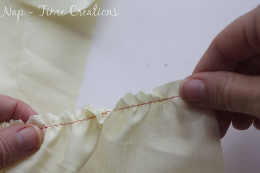 five ways to gather fabric5