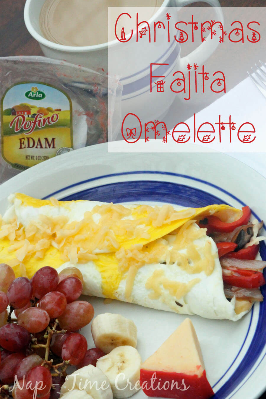 how to make a big omelet