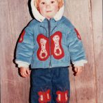 Awesome homemade outfits from the 80s
