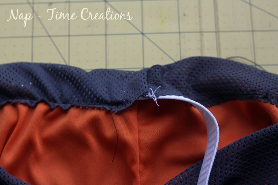 mesh pants tutorial and pattern