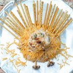 Turkey Cheese Ball Appetizer