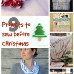 Christmas Sewing Tutorials
