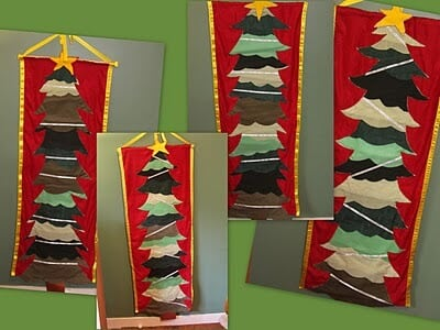Christmas Tree Growth Chart