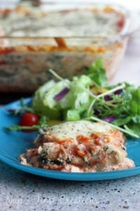 Spinach Lasgna recipe5