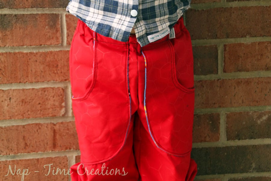 DIY Snow Pants2