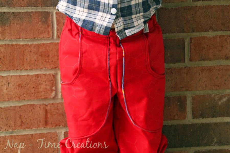 DIY Snow Pants2