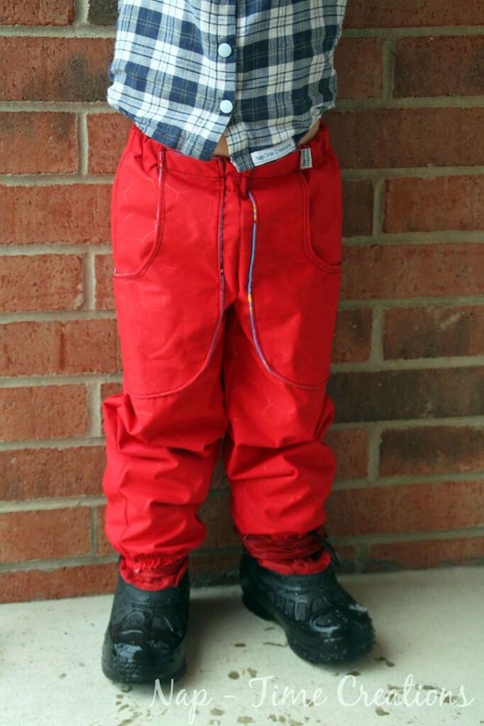 DIY Snow Pants3