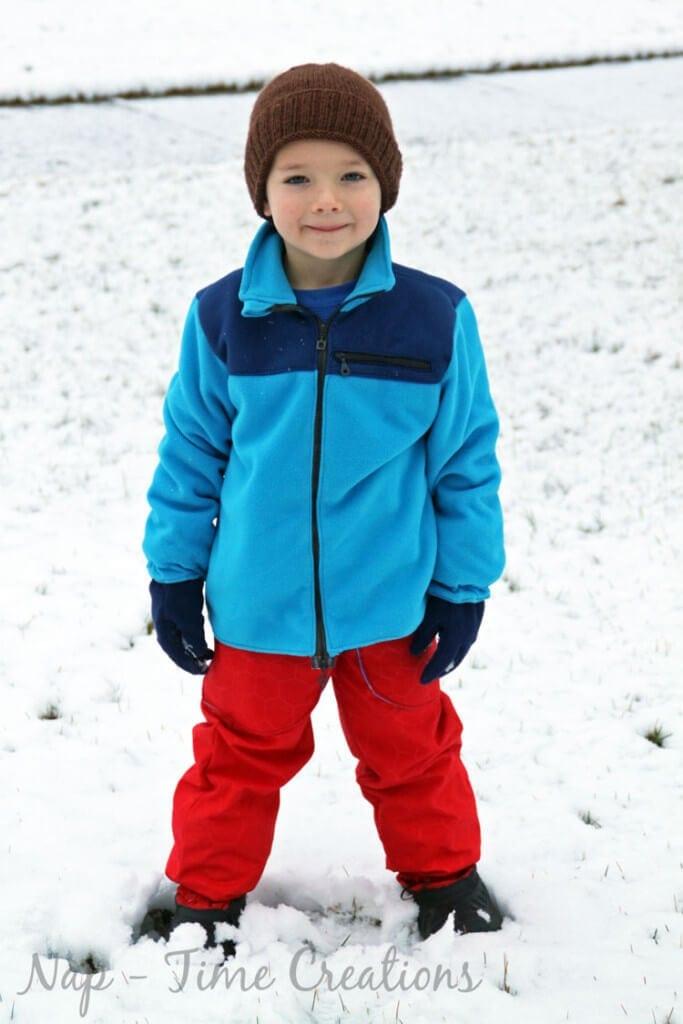 DIY Snow Pants4