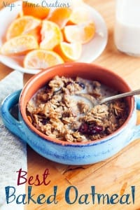 Best Baked Oatmeal at Nap-Time Creations. #MyOatsCreation #CollectiveBias #spon