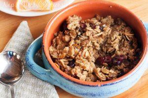 Best Baked Oatmeal Recipe