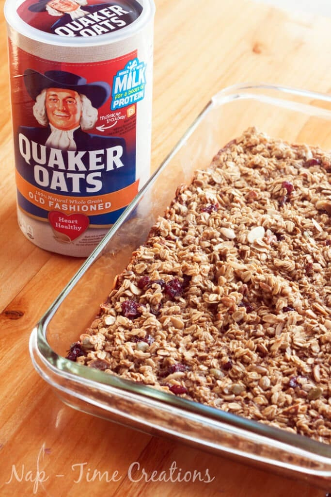 Healthy Baked Oatmeal8 - Copy
