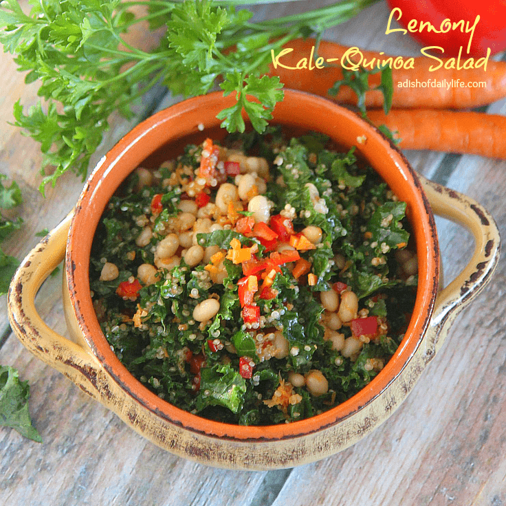 Lemony-Kale-Quinoa-Salad-is-a-colorful-fall-salad-packed-with-nutrients-and-health-benefits