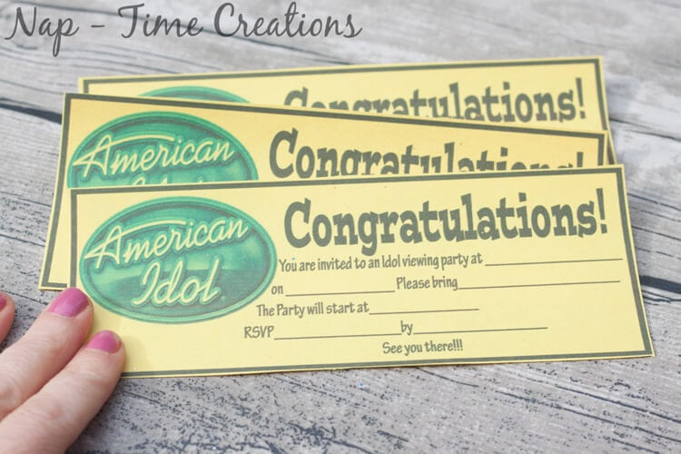 Tips for hosting American Idol Party2
