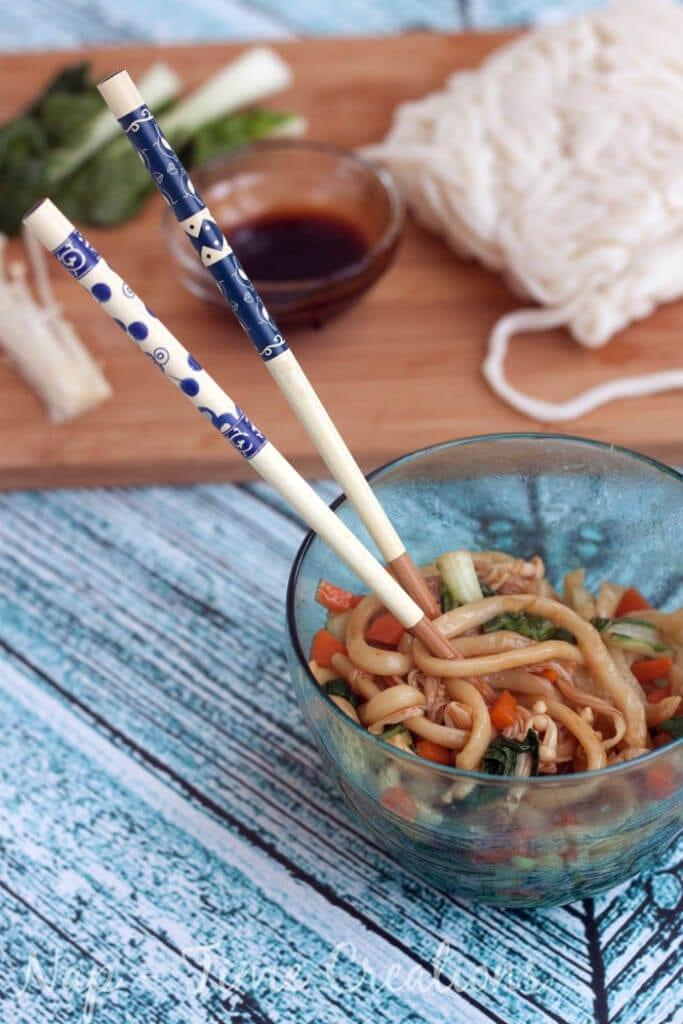 Udon Noodles Dinner3