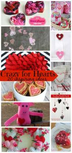 Crazy for Hearts 20+ projects!