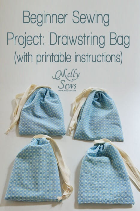 First Sewing Projects Get Started Sewing With Easy