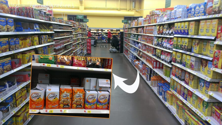 goldfish math and dips store