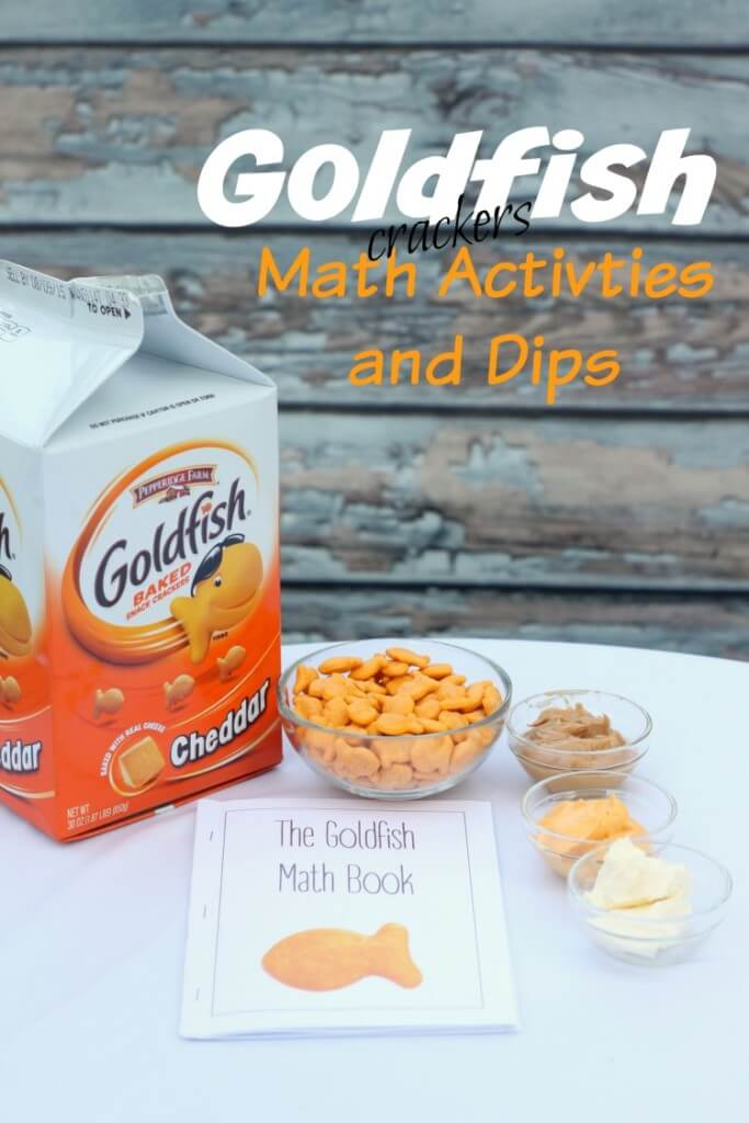 Goldfish Math and Dips #GoldfishMix #CollectiveBias #ad Seen on Nap-Time Creations
