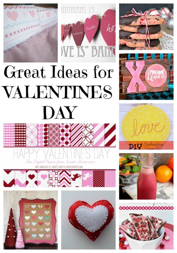great ideas for valentine's day - 717×1024