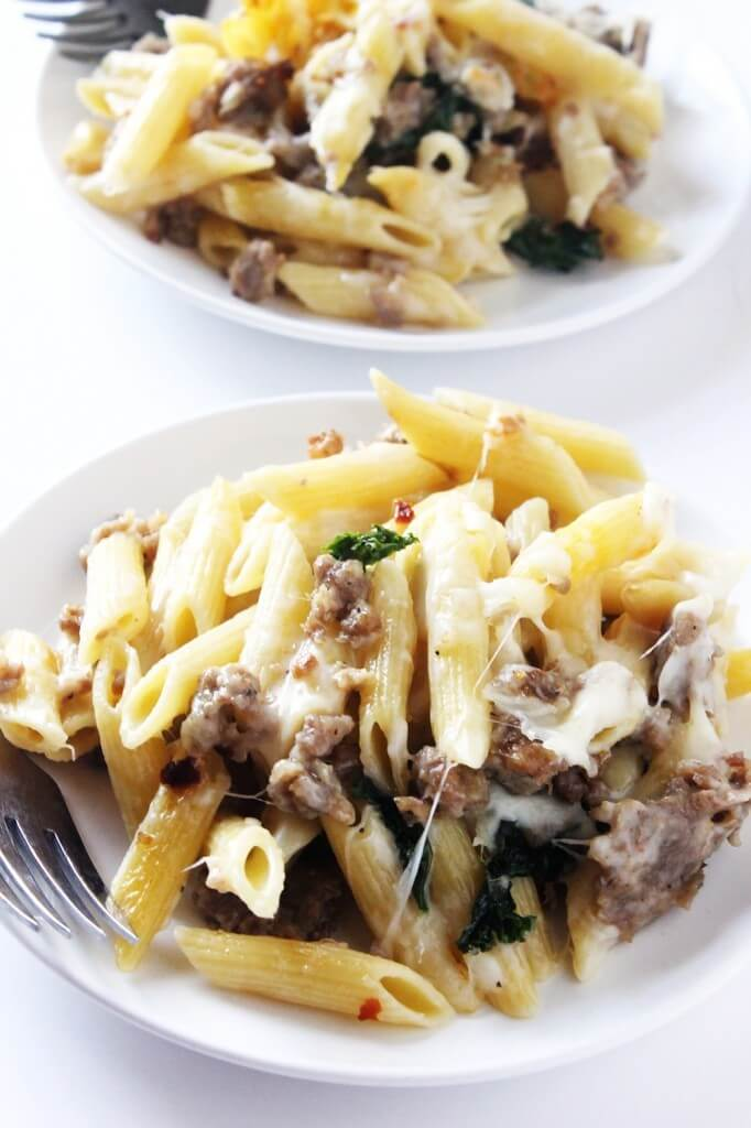 spicy-sausage-and-kale-baked-ziti-4-682x1024