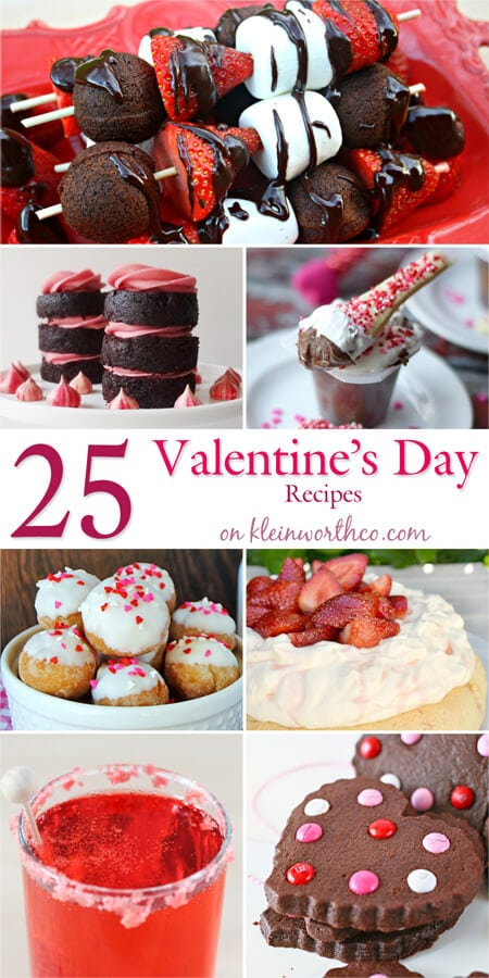 25 Valentines Day Recipes 900