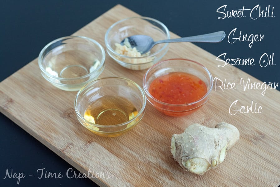 Asian Style Dips for Chinese New Year #NewYearFortune #Ad on Nap-Time Creations3