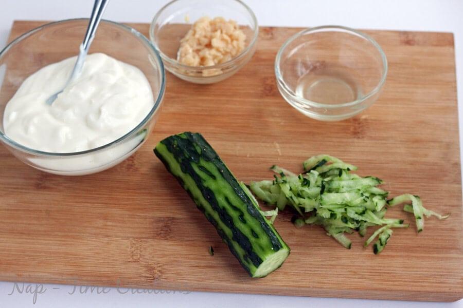 Greek Tzatziki Recipe