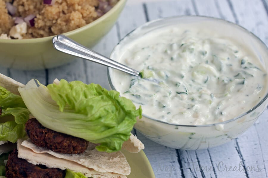 Greek Tzatziki Recipe2