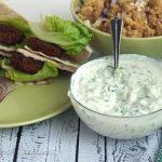 Greek Tzatziki Recipe – a tasty dip