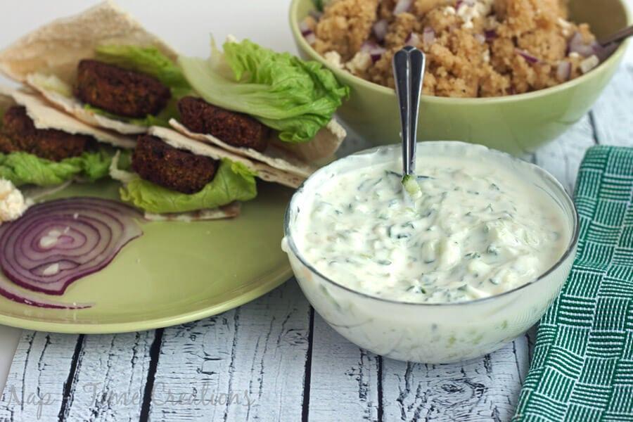 Greek Tzatziki Recipe4