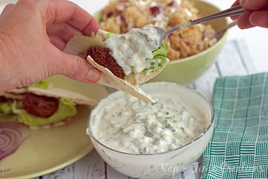 Greek Tzatziki Recipe6